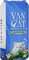 Van Cat Odour Control (Комкующийся бентонитовый наполнитель для кошачьего туалета 20 кг)