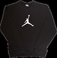 Свитшот толстовка Jordan (джордан) черный