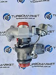 Турбина на Citroen Berlingo, Jumper турбина на фокус, фиеста 1.6  49173-56203, 49173-07502, 49173-07503
