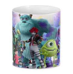 Кружки Корпорация монстров Monsters Inc