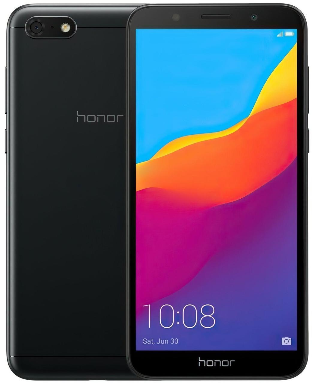 Смартфон Honor 7A 2/16GB DS Black