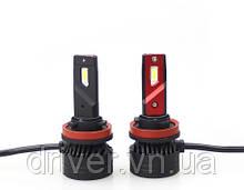 Лампочки LED H11 (H8) T11  6500K / 1000Lm, 9-32V. 45 W