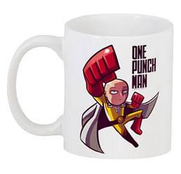 Кружки Ванпанчмен One Punch Man