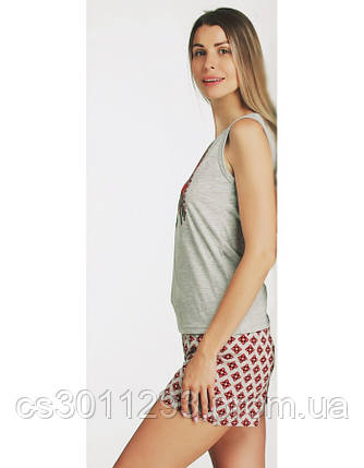 Комплект майка и шорты Darina, фото 2