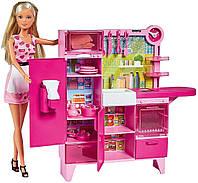 Кукольный набор Штеффи Кухня Студио Simba 5733342