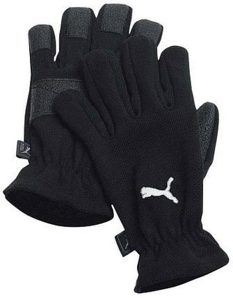 Перчатки Puma Winter Players 040014-01 Черный, фото 2
