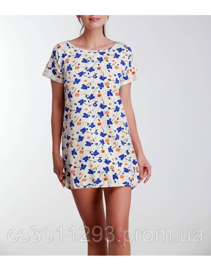 """Сорочка """"Цветы"""""""