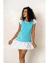 Сорочка с воланом, фото 2