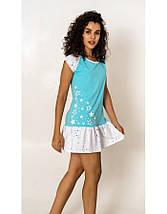 Сорочка с воланом, фото 3