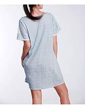 Сорочка свободного кроя, фото 3