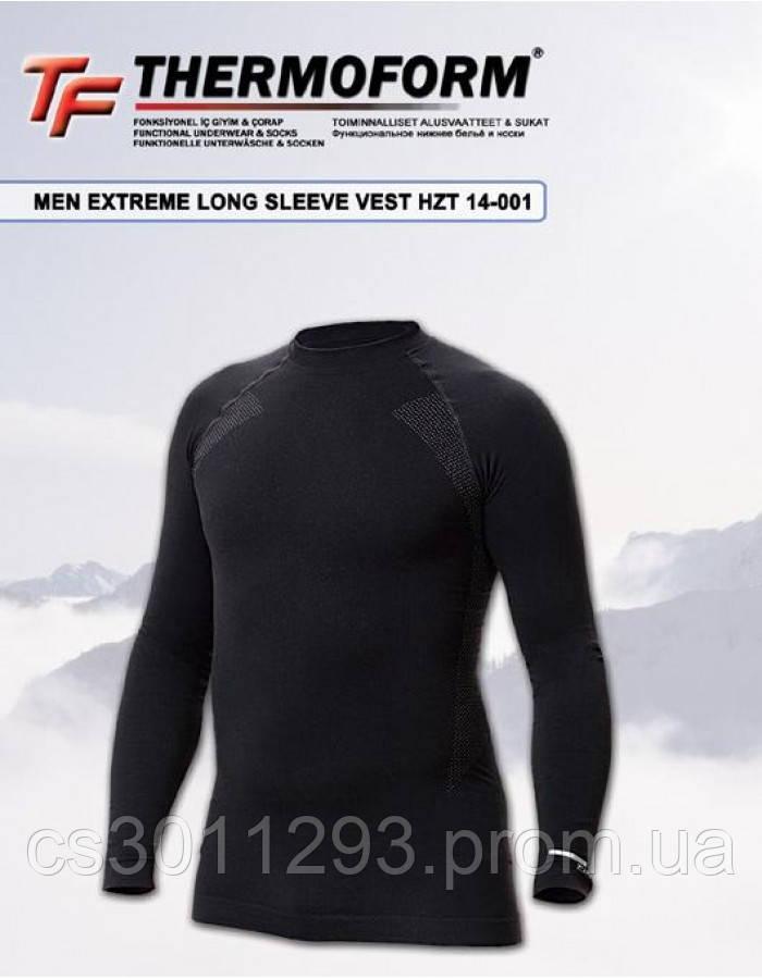 Термофутболка мужская EXTREME с длинным рукавом