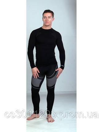 Термофутболка мужская EXTREME с длинным рукавом, фото 2