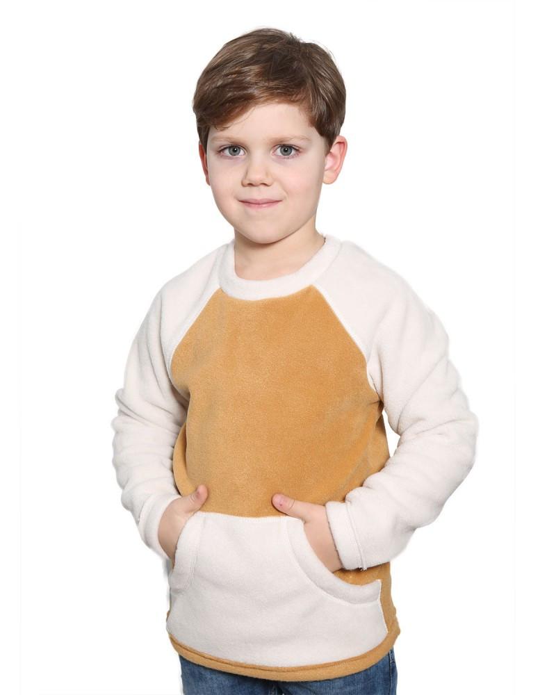 Флисовая кофта для детей
