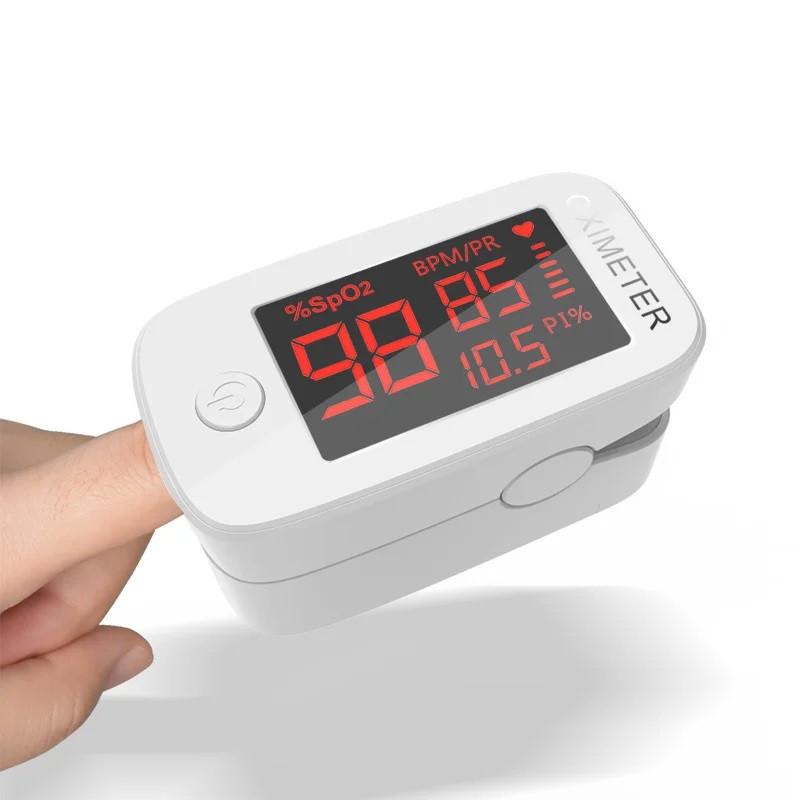 Пульсоксиметр на палец для измерения сатурации крови  YIMI LIFE YM101