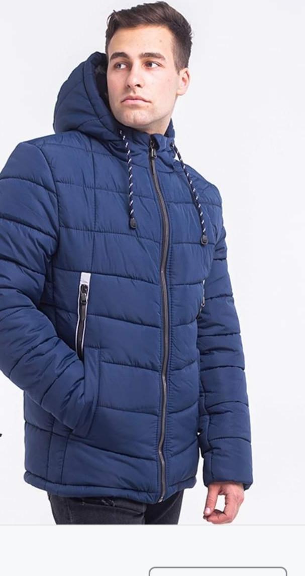 Куртка термо зима, оригинальная, мужская 46р