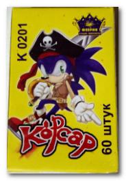 Петарды Корсар Sonic К0201