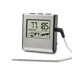 Термометр для мяса TP16 (0C до +300C) с таймером и магнитом Thermopro (mdr_1031)