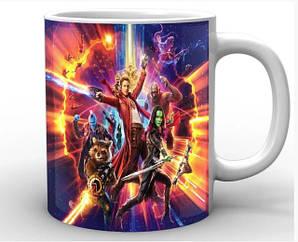 Кружки Стражи Галактики Guardians of the Galaxy