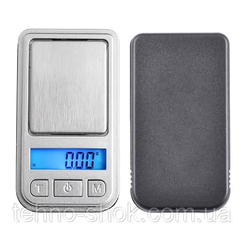 Весы ювелирные электронные 6202/MINI 2, 200г (0,01г)
