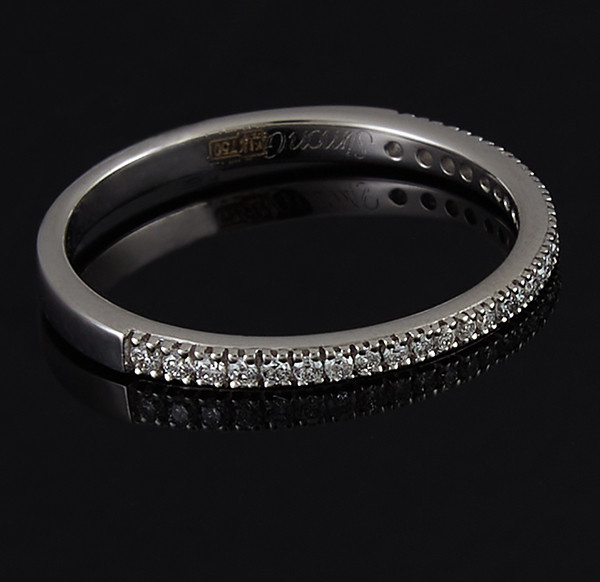 Золотое кольцо с бриллиантами С42Л1№6