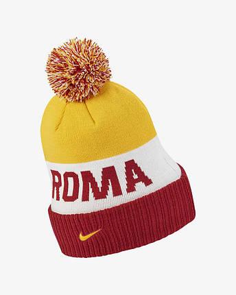 Шапка Nike A.S Roma Beanie CK1737-613, фото 2