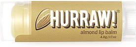 Hurraw! Almond Lip Balm Бальзам для губ 4,8 г.