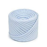 Трикотажная пряжа Bobilon (50 м), цвет Небесно-голубой