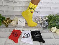 Детские носки за 1 пару 32-34 раз. Crazy Socrs