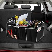 """Сумка - органайзер в багажник автомобиля. Органайзер для авто """"Car Boot Organiser""""., фото 1"""