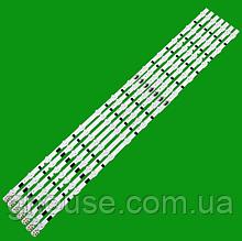LED підсвічування телевізора Samsung UE39F5500AK підсвічування D2GE-390SCA-R3
