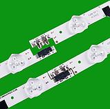 LED подсветка телевизора Samsung UE39F5500AK подсветка D2GE-390SCA-R3, фото 3