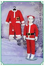 Новогодние детские костюмы Деда Мороза