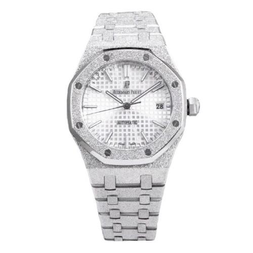 Audemars Piguet Royal Oak 0788 Silver-White 33 мм