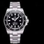 Rolex DeepSea 40 mm Silver-Black