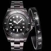 Rolex DeepSea 44 mm Black, фото 2
