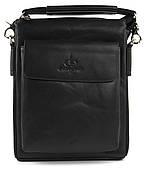 Удобная мужская стильная сумка Langsa art. 9927-1 черный