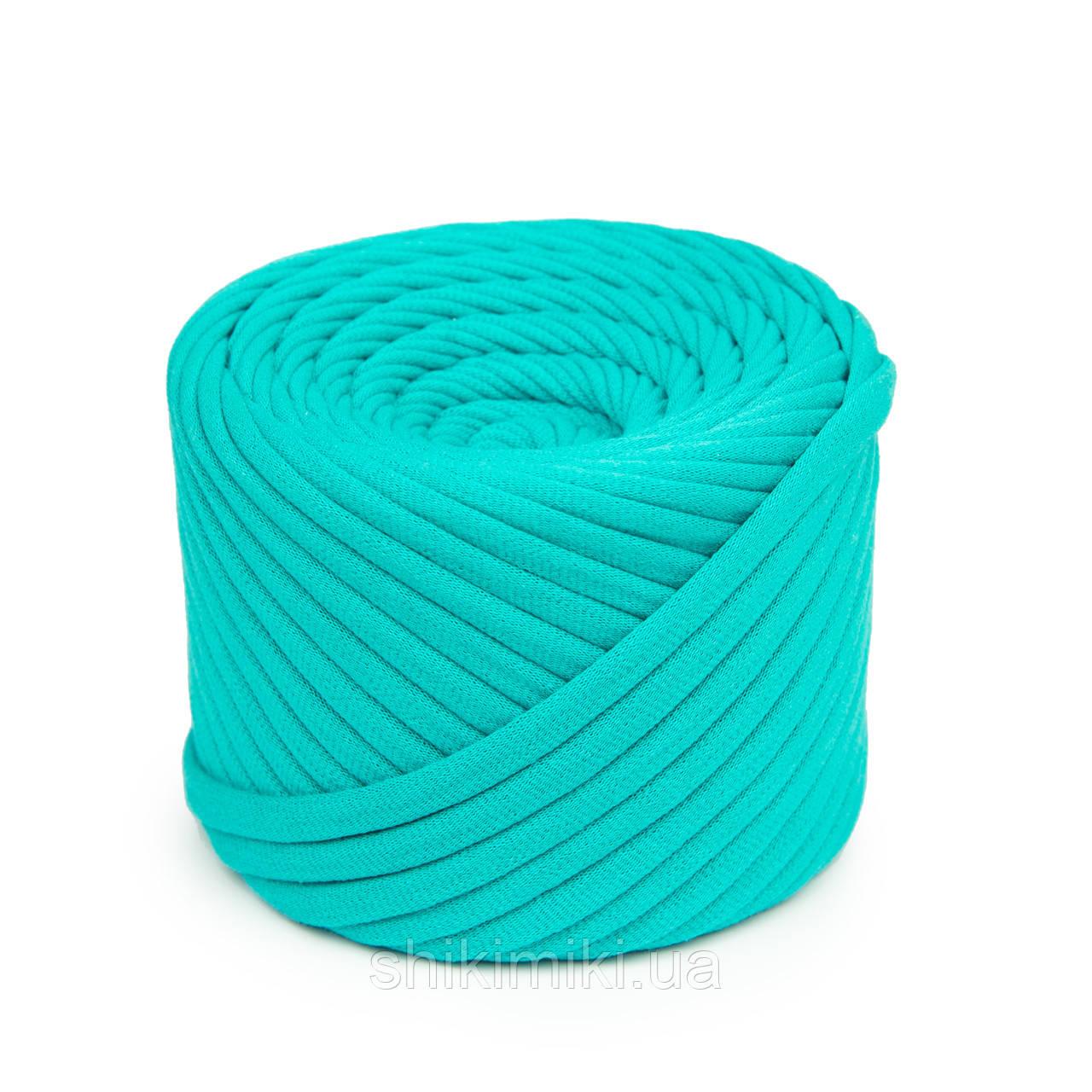 Пряжа трикотажна Bobilon (50 м), колір М'ятний