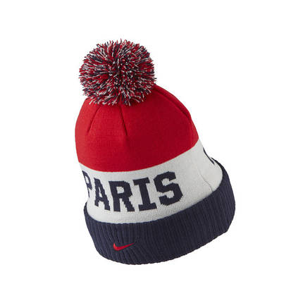 Шапка с помпоном Nike Paris Saint-Germain CK1736-410, фото 2