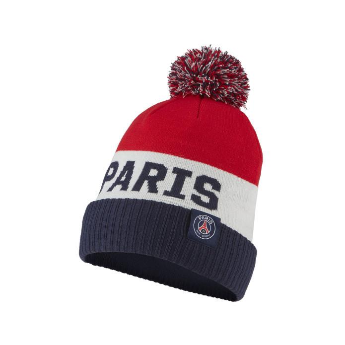Шапка с помпоном Nike Paris Saint-Germain CK1736-410