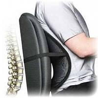 Поперековий Упор Back Seat сітка, підтримка попереку, для спини, фото 1