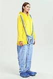 Кигуруми пижама Миньон, кигуруми Миньон для взрослых / Kig - 0048, фото 5