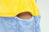 Кигуруми пижама Миньон, кигуруми Миньон для взрослых / Kig - 0048, фото 6