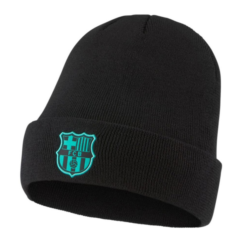 Шапка зимняя Nike Dry FC Barcelona DA1700-010 Черный