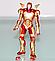 Набор фигурок Marvel, Железный Человек 3в1, 14 см - Iron Man Suits pack, фото 3