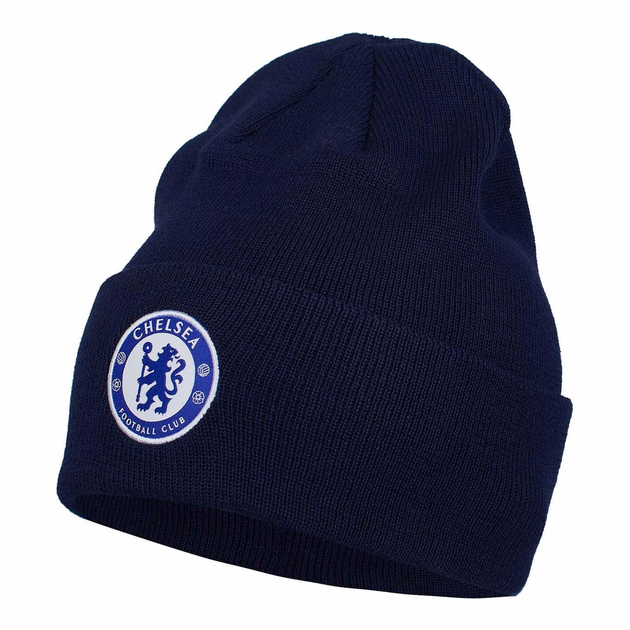 Шапка Nike Chelsea FC Dry Beanie DA1699-498 Темно-синий