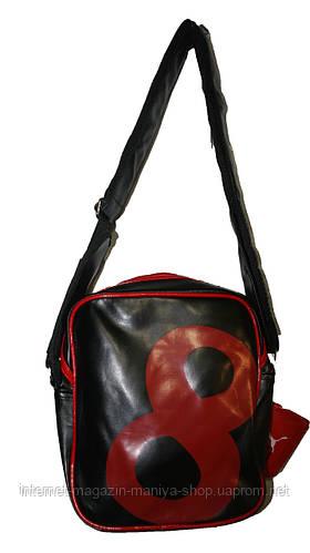 Мужская сумка кож/зам