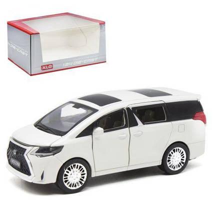 """Машина """"Lexus"""", белый М929М-1"""