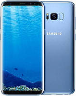 Смартфон Samsung Galaxy S8 G950U Blue 64Gb