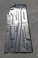 Панель пола передняя ,УСИЛЕННАЯ (пол передний) ВАЗ-2110, 2111, 2112,2170,2171,2172   левая, фото 1