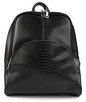 Женский стильный  рюкзак  art.3320 черный, фото 1